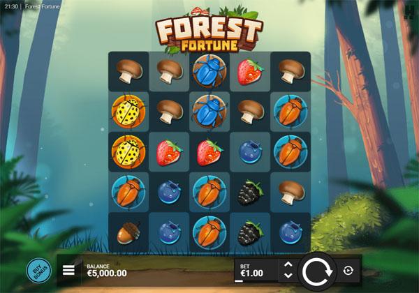 Main Gratis Slot Indonesia - Forest Fortune Hackshaw Gaming