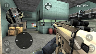 Bullet Force Mod Apk Unlocked all weapon