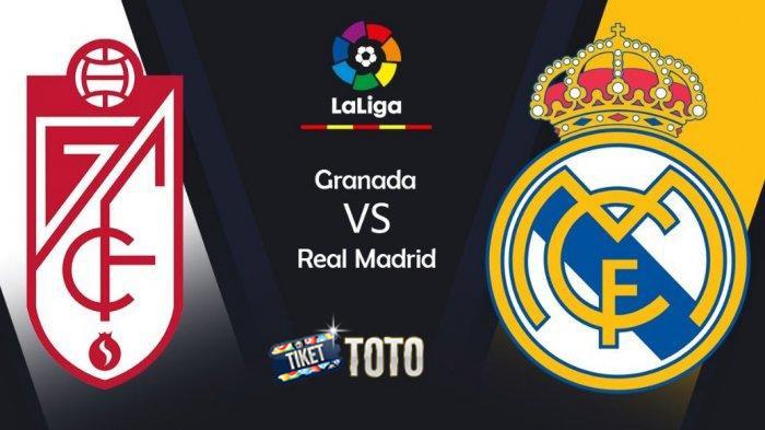 Granada Vs Madrid: Menang 4-1 El Real Terus Pepet Atletico