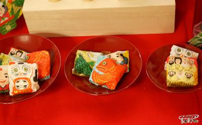 ひな祭り菓子
