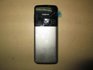 Hape Jadul Nokia 6300 Seken Mulus Kolektor Item