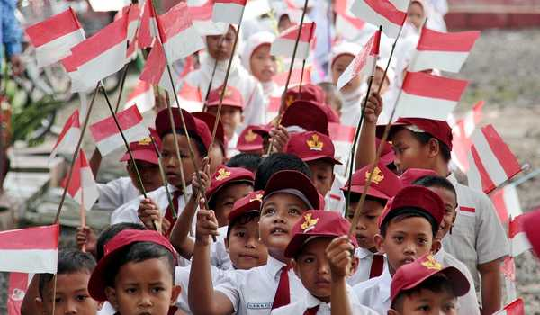 102 Daerah Berpeluang Membuka Sekolah di Tahun Ajaran Baru