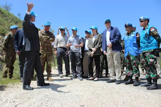 Satgas Indobatt /UNIFIL