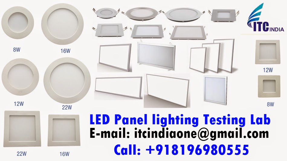 Led Panel light test