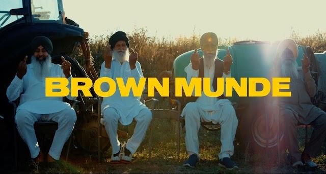 BROWN MUNDE - AP DHILLON | GURINDER GILL | SHINDA KAHLON | GMINXR  LYRICS2021.COM