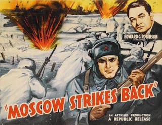 Documental Moscú contraataca Online