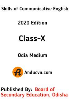 Odia 10th Class English Textbook Pdf, Odia 10th Class Pdf Textbooks For Free