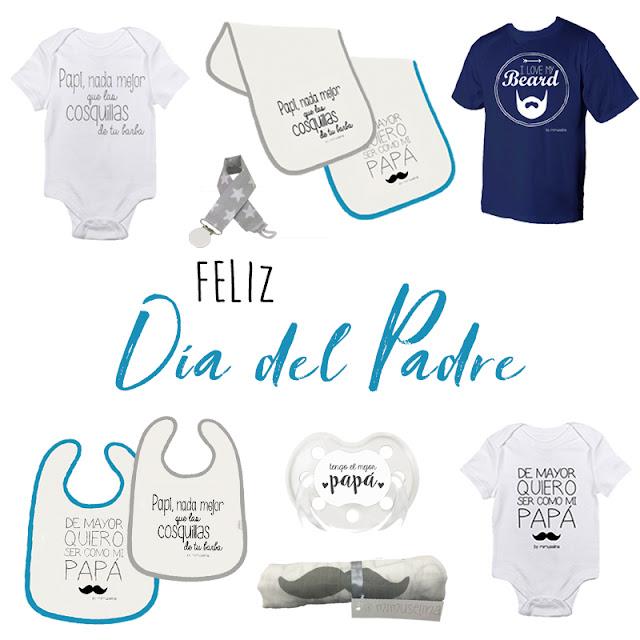 ideas regalo dia del padre blog mimuselina body babero babita muselina