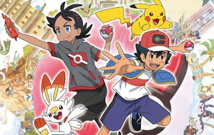 Pokémon (2019) Todos os Episódios Online