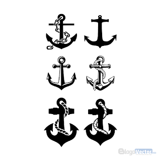 Anchor Icons Logo vector (.cdr)