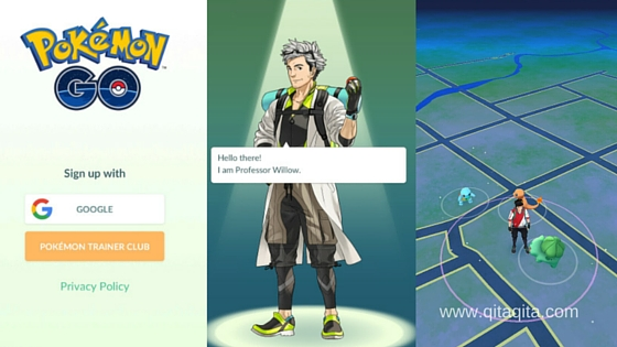 Ini cara download dan instal Pokemon Go pada asus zenfone 6