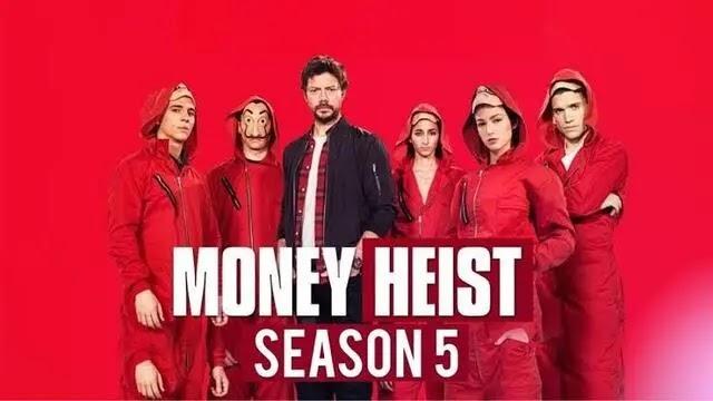Money Heist Web Series in Hindi 2017 Best
