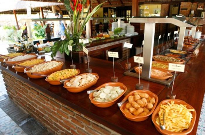 Tábua de Carne Restaurante Ponta Negra