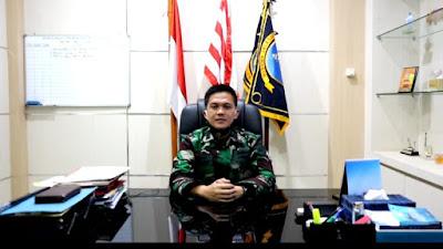 Danlanal Banten Kolonel laut (P) Golkariansyah SE.M.T.r Hanla  Semoga Polri Sukses Selalu dan Semakin dicintai Rakyat