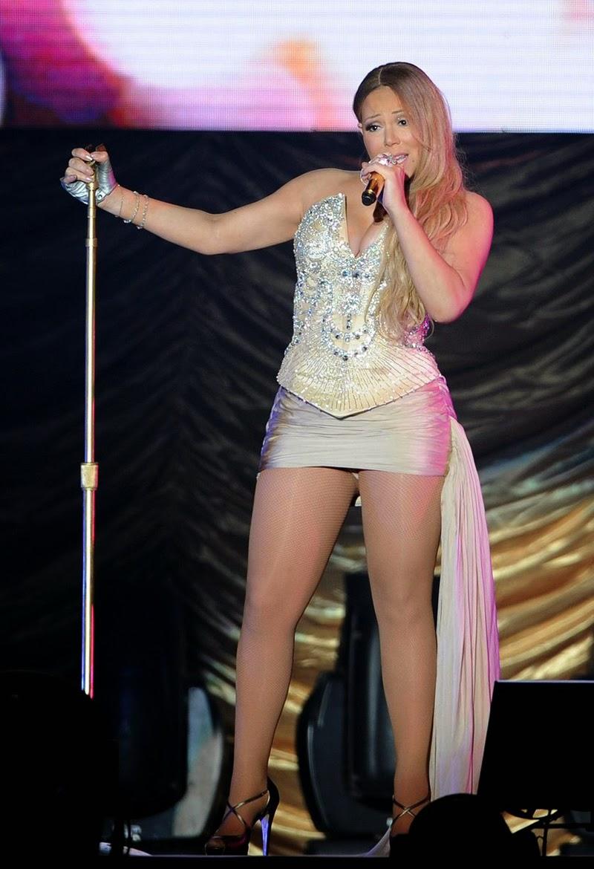 lingerie Mariah carey