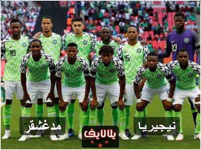 مشاهدة مباراة نيجيريا ومدغشقر بث مباشر اليوم 30-6-2019 في كاس امم افريقيا