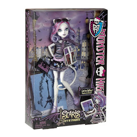 MH Scaris: City of Frights Catrine DeMew Doll