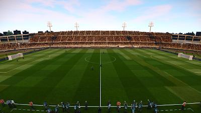 PES 2021 Stadium Stade Ahmadou Ahidjo