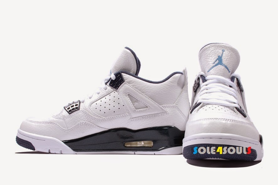 new product 79e98 6b0f0 Nike Air Jordan 4 Retro LS Legend Blue. For Sale   PRE - ORDER Size   US  8,8.5,9,9.5,10,10.5,11,12,13,14. Condition :Brand New With Box