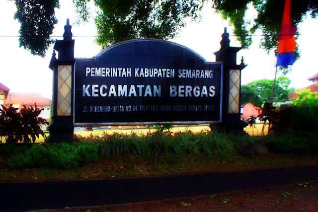 Gambar Kantor Kecamatan Bergas Kabupaten Semarang