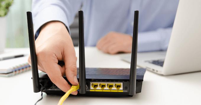 Σύνδεση στο διαδίκτυο με καλώδιο ή ασύρματα;