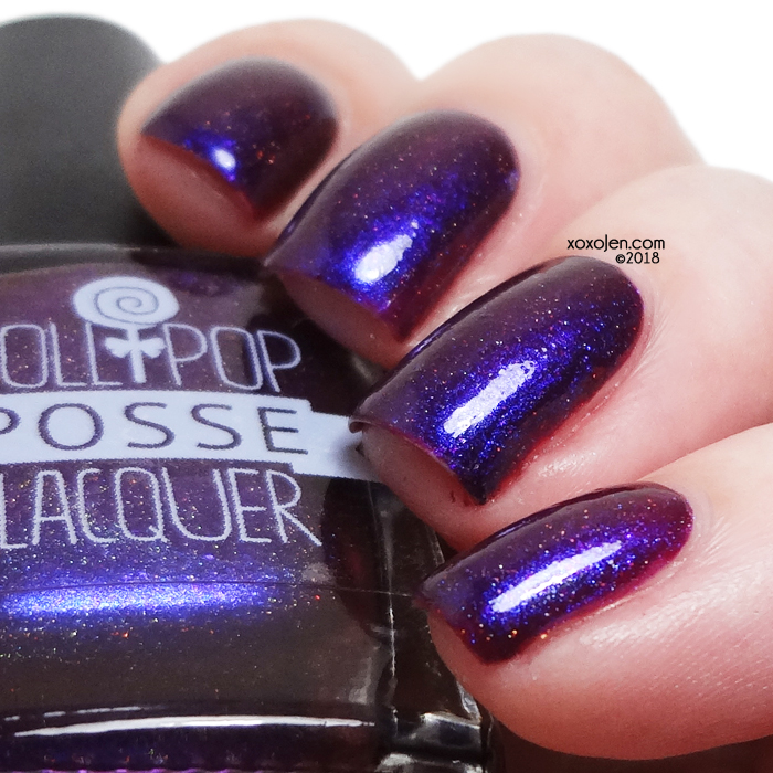 xoxoJen's swatch of Lollipop Posse Out of the Ash