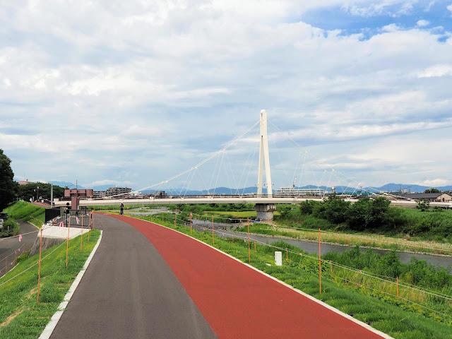 浅川 浅川ふれあい橋