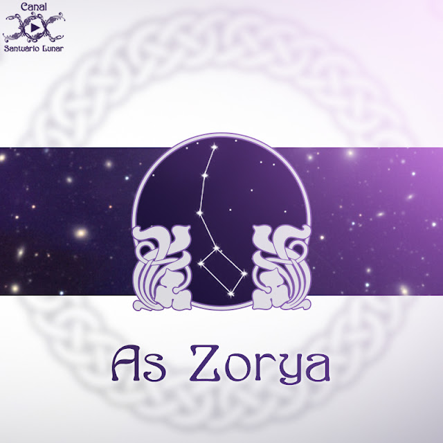 Zorya - Deusas guardiãs contra o juízo final | Wicca, bruxaria, paganismo, magia