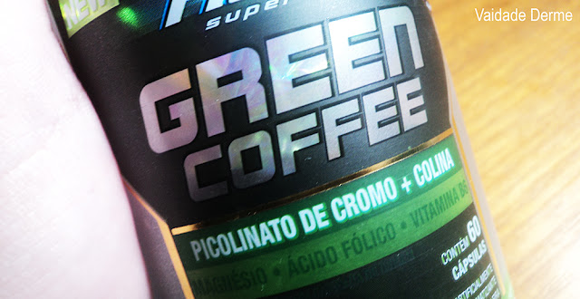 Nutrilatina Green Coffee Age Emagrecedor