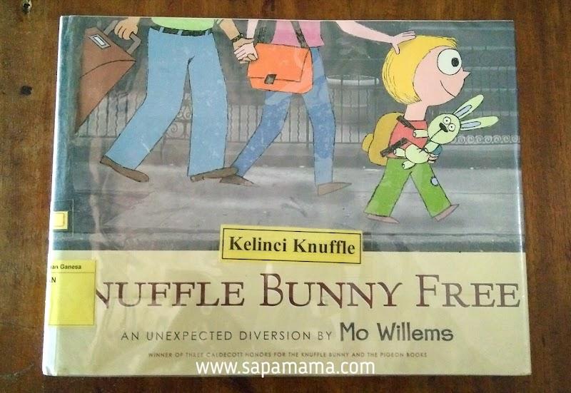 "Review Buku Anak : ""Knuffle Bunny Free"", Mengajarkan Arti Ikhlas Pada Anak"