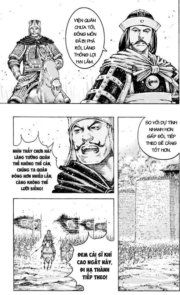 Hỏa Phụng Liêu Nguyên Chap 505 - Trang 7