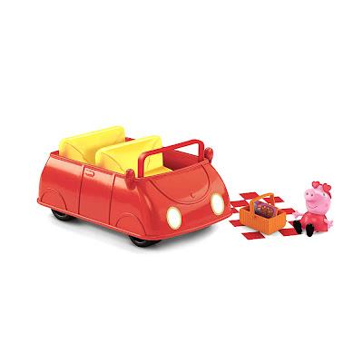 Peppa Pig Picnic Adventure Car