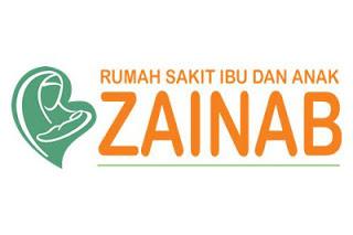 Lowongan RSIA Zainab Pekanbaru Agustus 2021