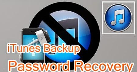 Itunes Forgot Password Encrypted Backup