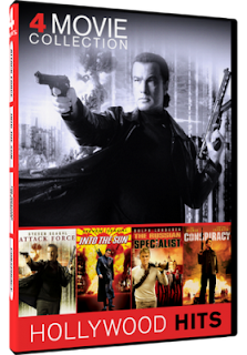 DVD Review - 4 Movie Collection: Attack Force/ Into the Sun/ The Russian Specialist/ Conspiracy
