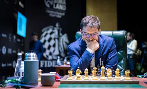 Le n°1 des échecs Français Maxime Vachier-Lagrave