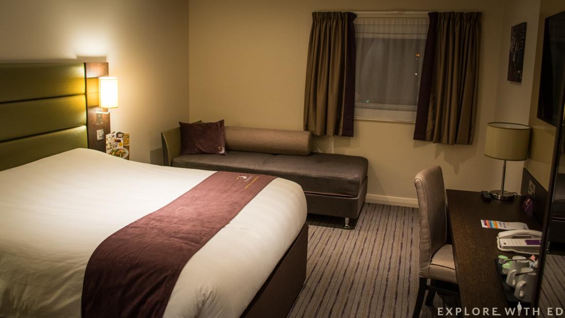 Premier Inn, Borehamwood, Blogstock, Places to stay