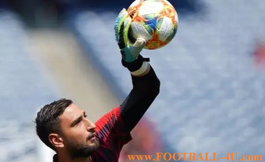 FOOTBALL , Mercato , PSG , Milan , PSG , Donnarumma , Football-4u