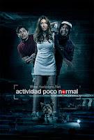Actividad Poco Normal / Equipo paranormal