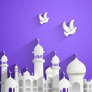 Gambar Kartun Masjid Cantik dan Lucu 201717