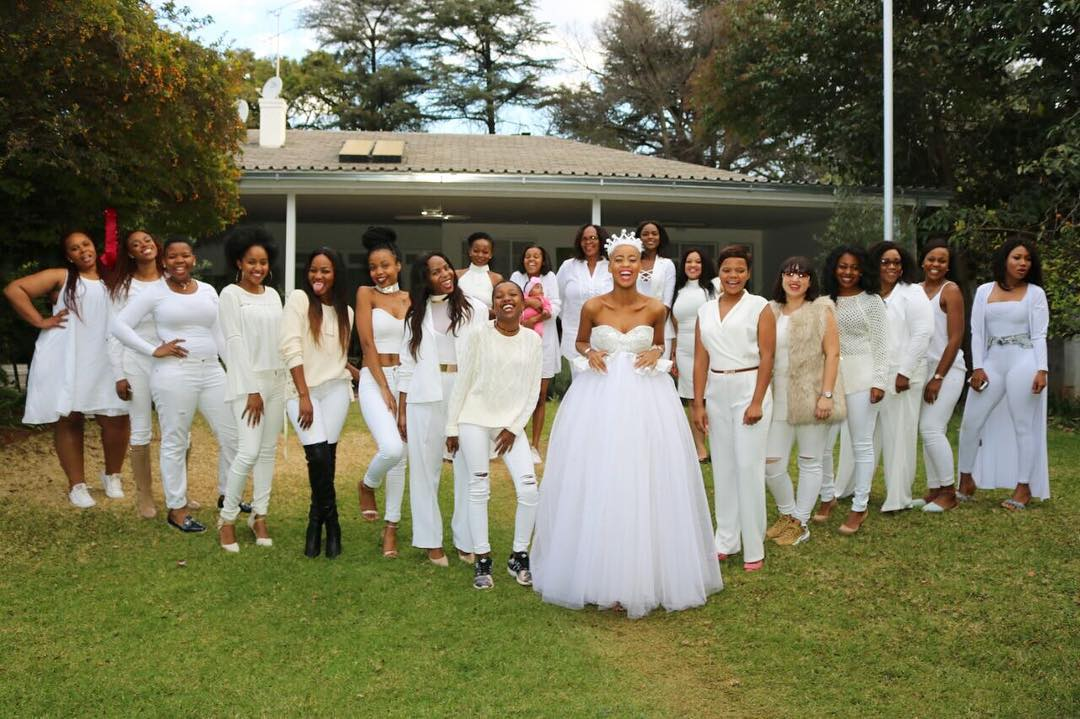Photos From Ntando Duma S Baby Shower The Edge Search