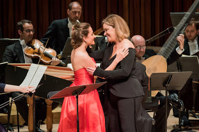 Christiane Karg, Alice Coote & English Concert - Handel: Ariodante - Barbican (Photo Robert Workman for the Barbican)