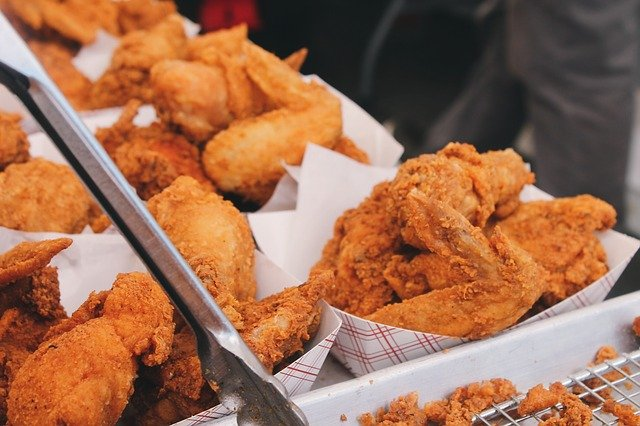 Contoh Ide Bisnis Usaha Ayam Goreng Krispi
