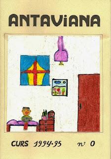 http://issuu.com/blocsdantaviana/docs/revista_n___0_1994-95