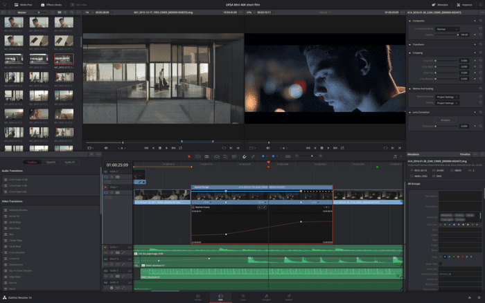 Blackmagic Design Davinci Resolve Studio 15 1 0 23 Crack Rar Full Adobe Premiere Pro Cc 2018 V18 0 1 Incl Crack