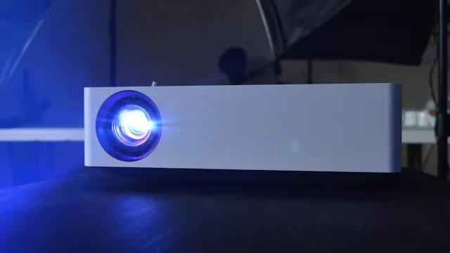 LG HU70LA 4K CineBeam Projector review