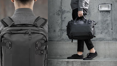 The 3-Way Pack that transforms to a Carry-On Travel Pack