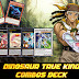Deck Dinosaur True King Combos ( Combos with Dinosaur  deck - Learning to play deck Dinosaur)