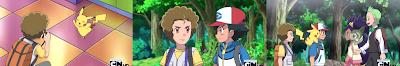 Pokemon Capitulo 6 Temporada 15 Las Cuatro Estaciones De Sawsbuck