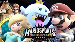 Mario Sports Superstars PS4 Wallpaper